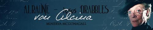 Banner 100 Drabbles Minerva McGonagall